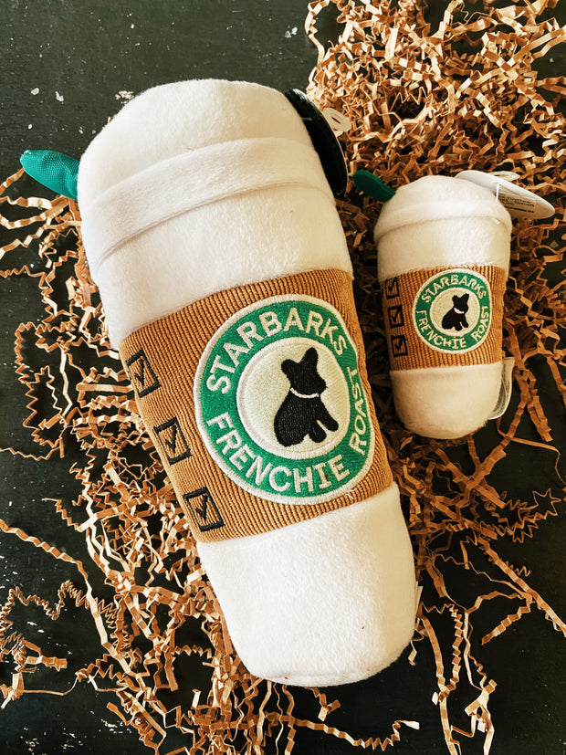 Starbarks Coffee Cup w/ Lid - XL