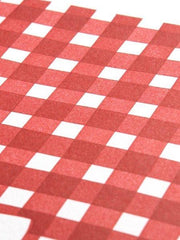 Old Try: GingHam Print - 13x20