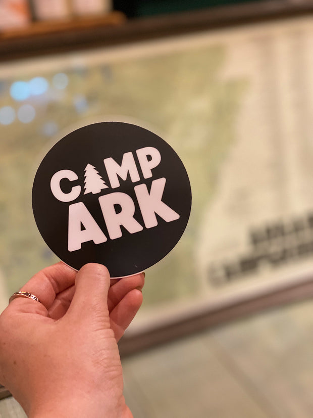 Camp Ark Sticker