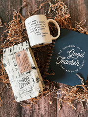 The Good Teacher Gift Set