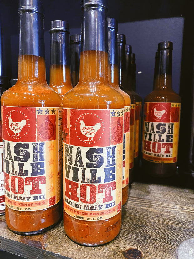 Walker Feed Co x Party Fowl: Nashville Hot Bloody Mary Mix