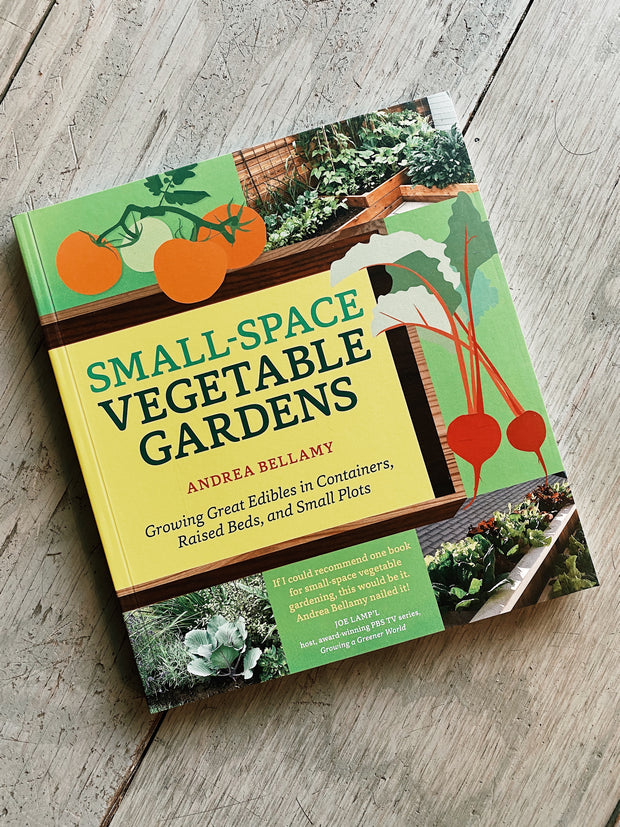 Small-Space Vegetable Garden