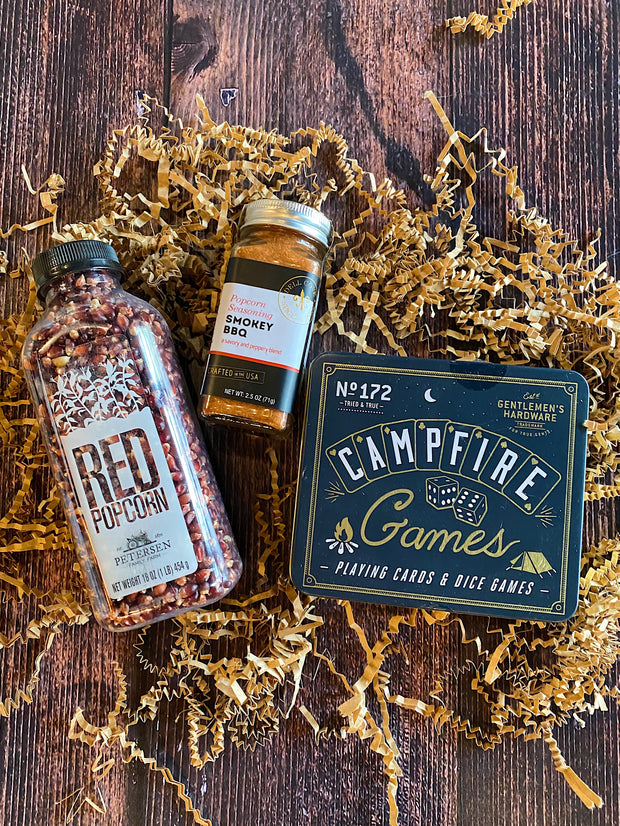 Campfire Games Gift Set