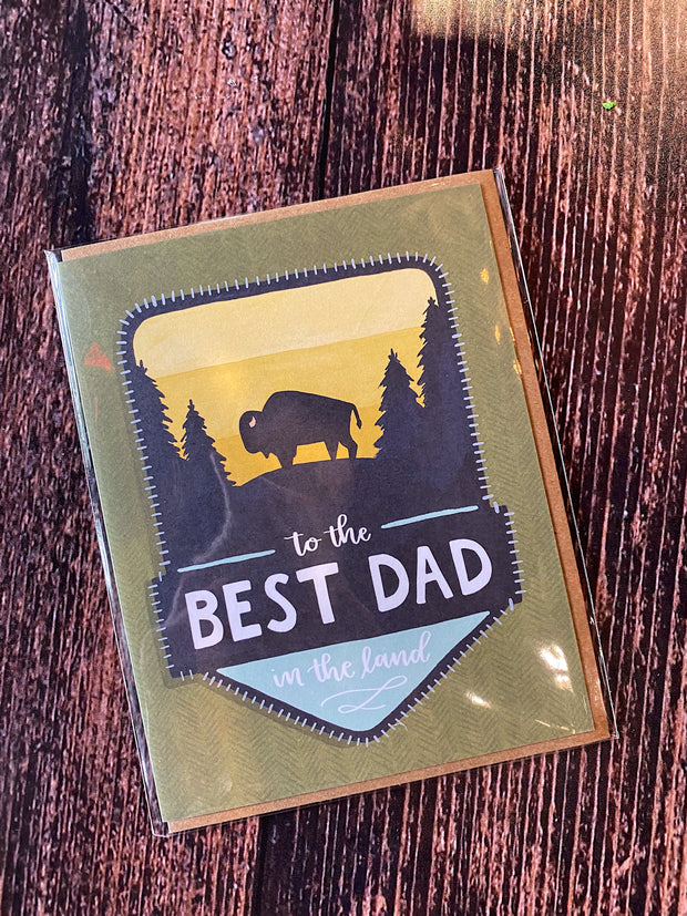 One Canoe Two - Best Dad Patch