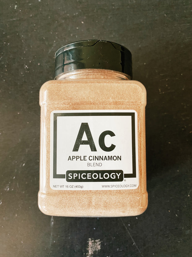 Spiceology: Apple Cinnamon Seasoning