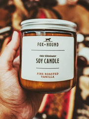 Fire Roasted Vanilla Candle