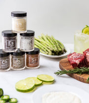 Spiceology: Luxe Infused Salt Variety Pack