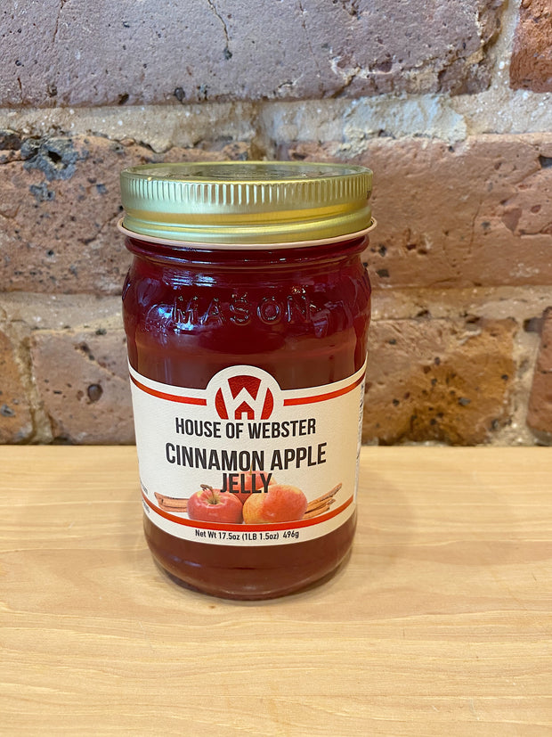 House of Webster: Cinnamon Apple Jelly