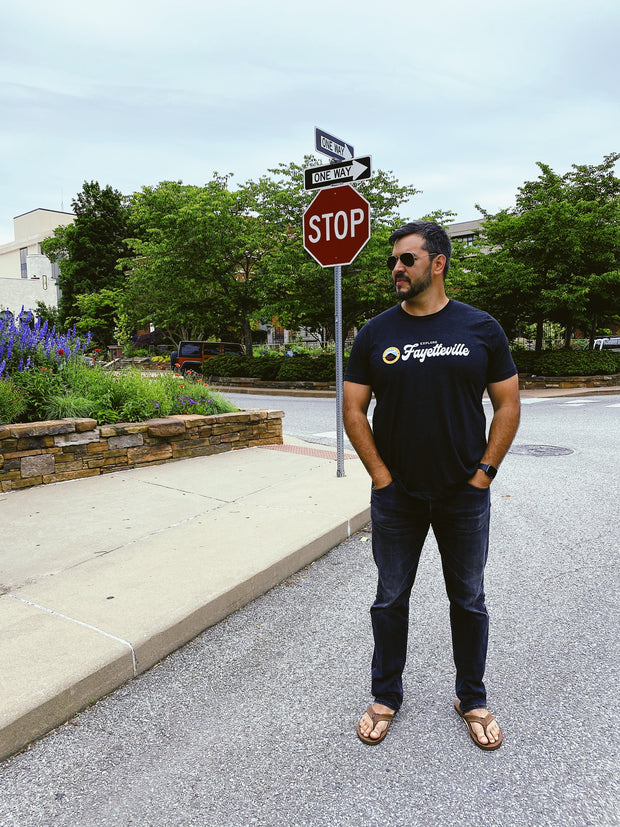 Explore Fayetteville Tee - City Supply