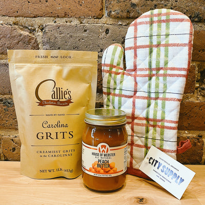 southern morning gift set.