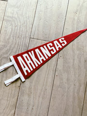 Oxford Pennant x City Supply: Arkansas Pennant