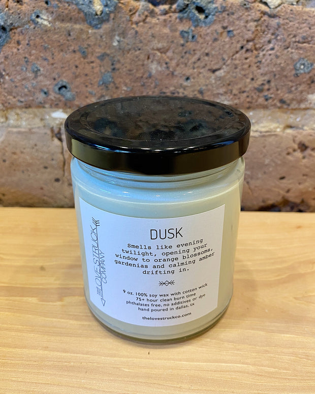 Lovestruck Co - Dusk soy candle