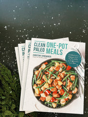 Clean Paleo One Pot Meals- Signed!