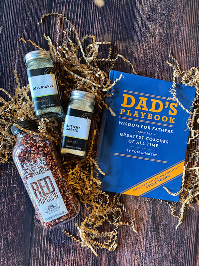 Dad's Playbook Gift Set