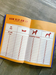 It's a Dog's Life Puppy Journal