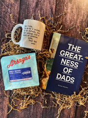 The Greatness Of Dad's Gift Set