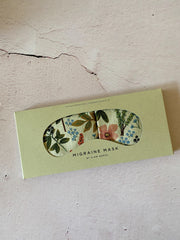 Slow North: Eye Mask Therapy Pack - Wildflower