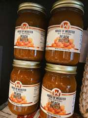 House of Webster: Peach Butter