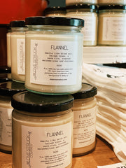 Lovestruck Co: Flannel Candle