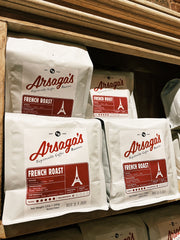 Arsaga's Coffee Roasters: French Roast