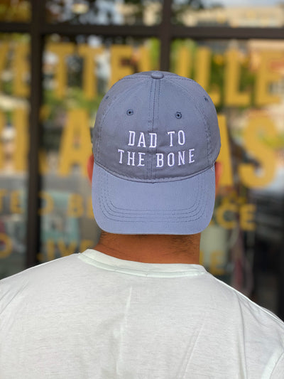 Dad to the Bone baseball hat