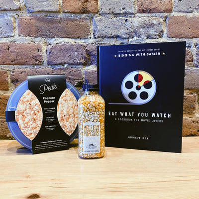 eat what you watch gift set