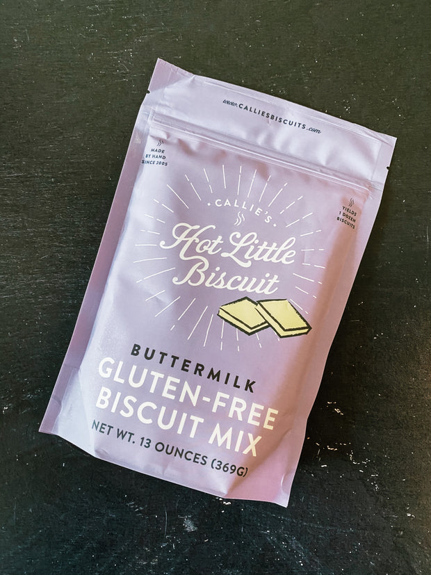 Callie's Charleston Biscuits: Gluten Free Biscuit Mix