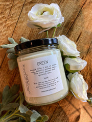Lovestruck Co: Green Candle