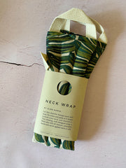 Slow North: Neck Wrap Therapy Packs - Tropical Monstera