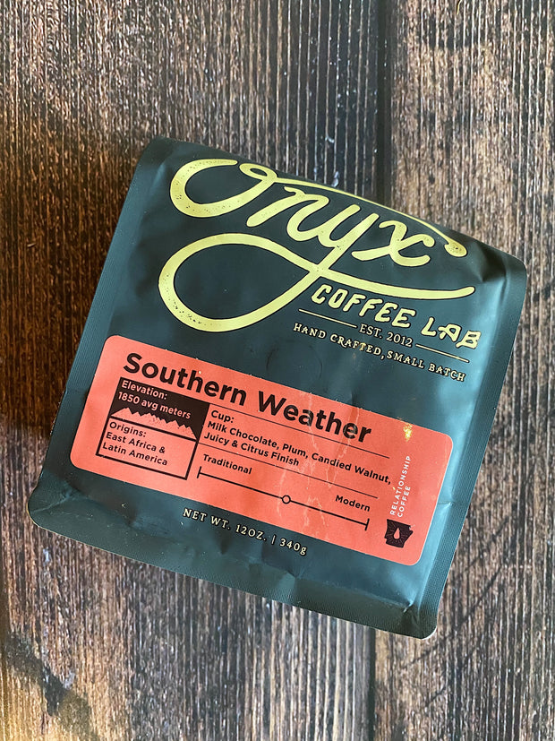 Onyx Coffee Lab - Southern Weather Blend - 12 oz