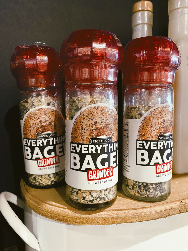everything bagel grinder