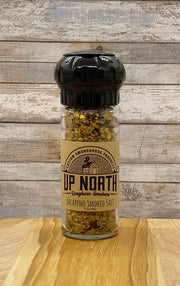 Up North Longhorn Smokers: Jalapeño Smoked Salt