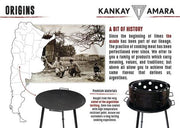 Kankay 2.0 Grill from Argentina - 10-14 day ship