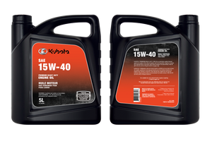 15W40 Engine Oil (5L)