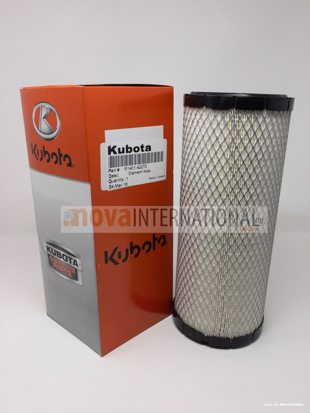 Outer Air Filter R1401-42270