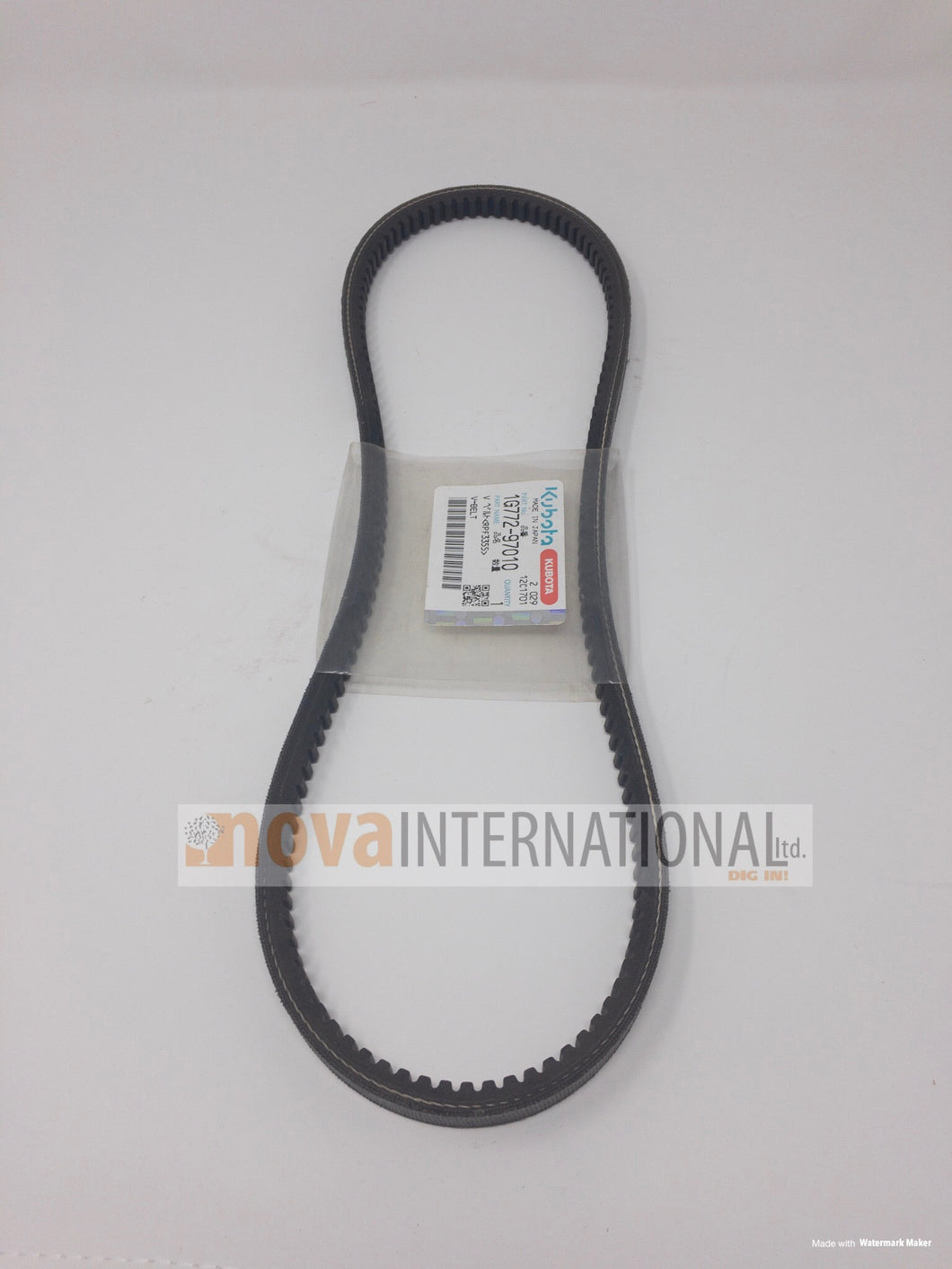 Engine Fan Belt 1G772-97010