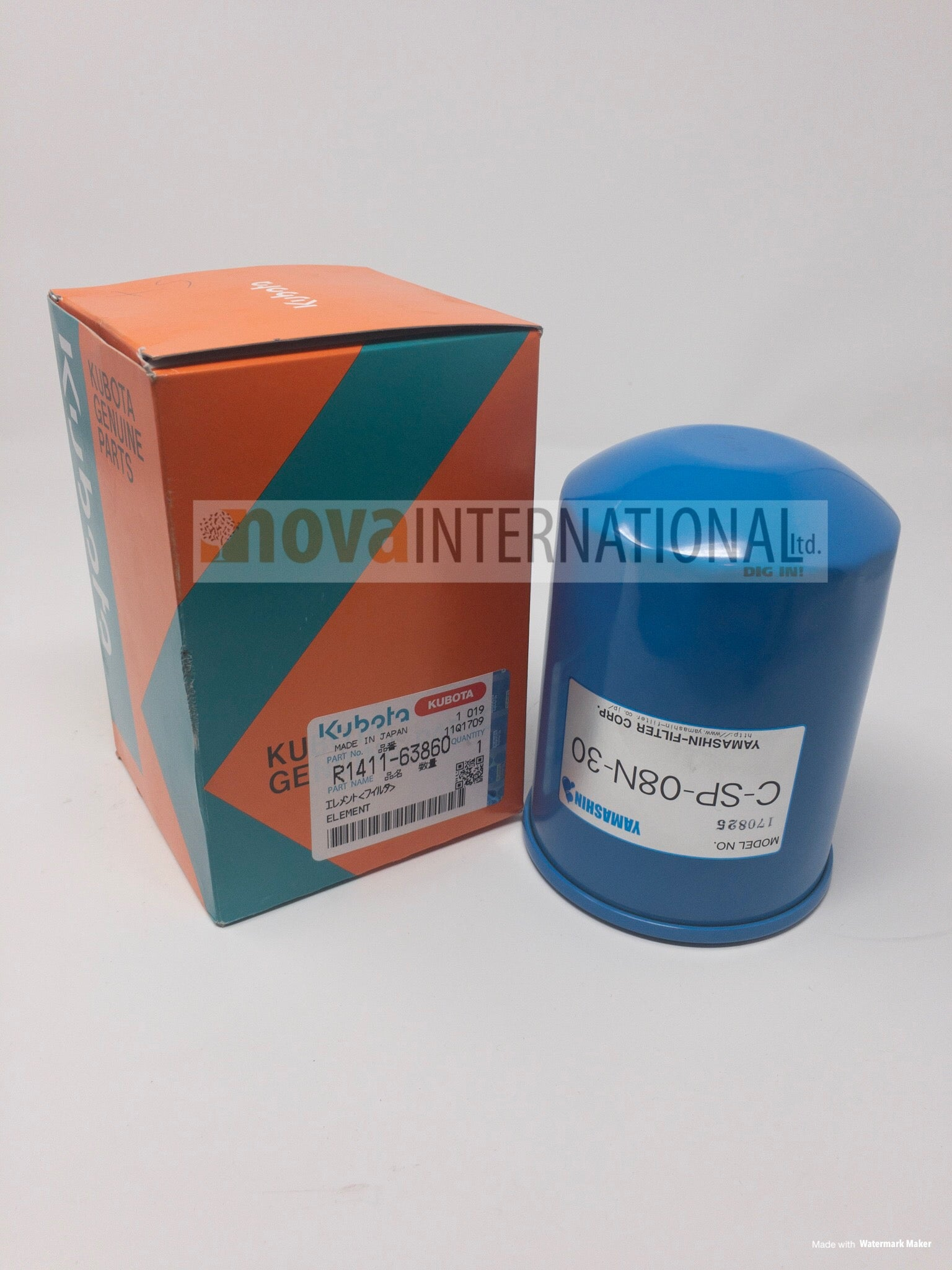 Hydraulic Return Filter R1411-63860