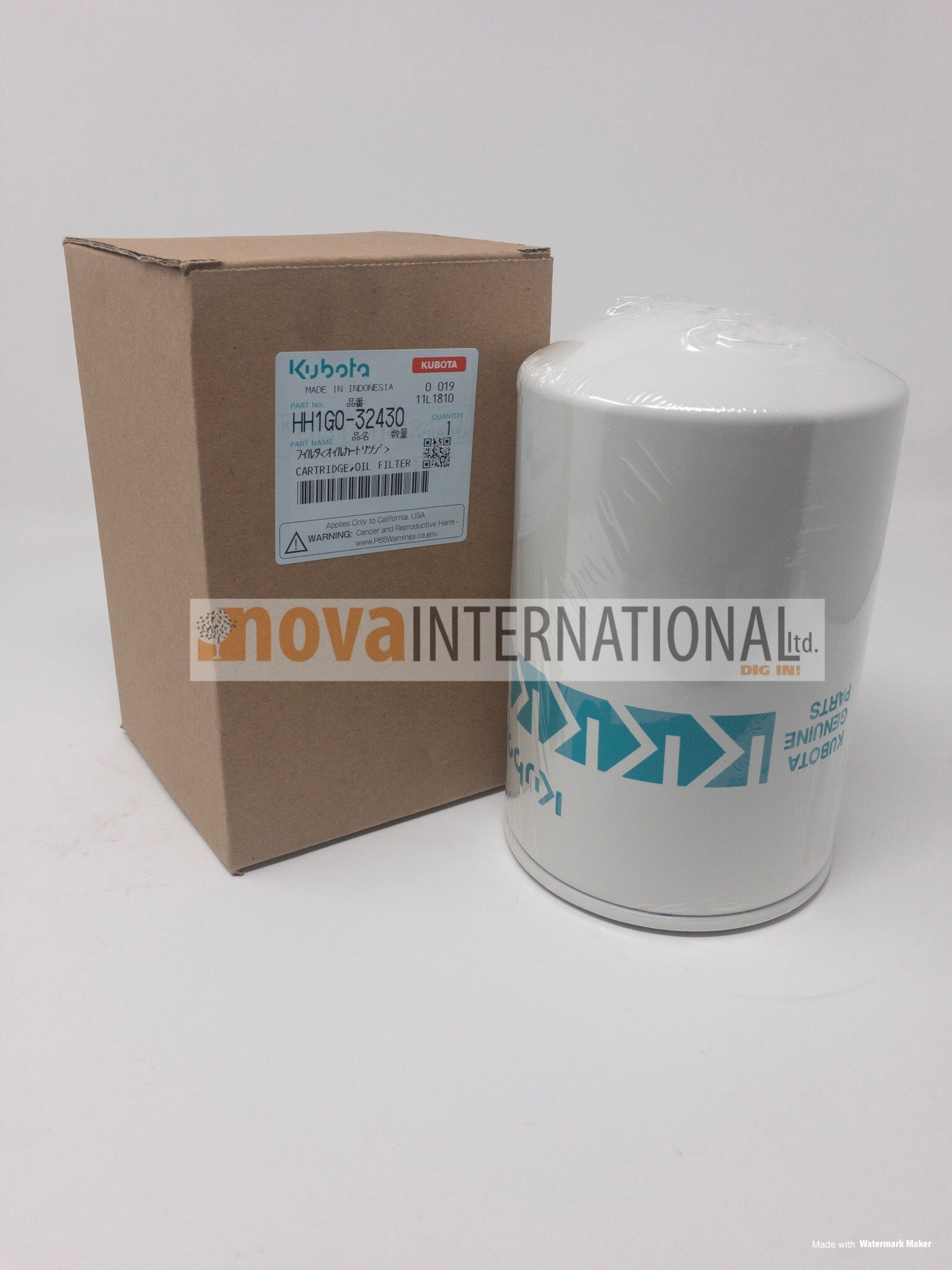 Engine Oil Filter HH1G0-32430