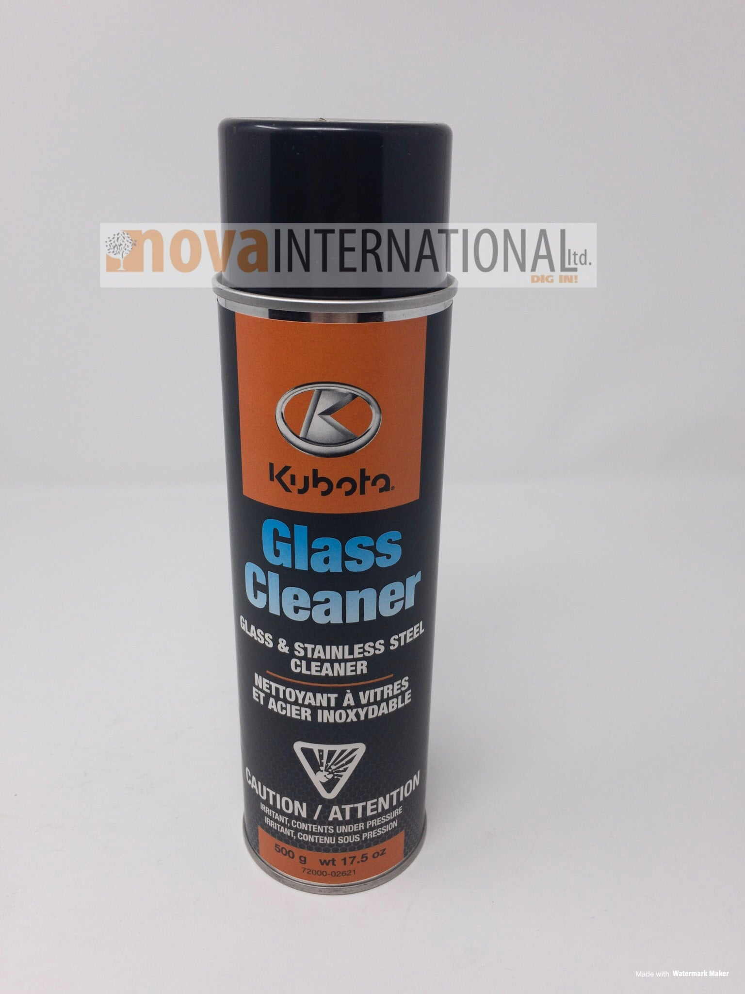 Low Foam Glass Cleaner