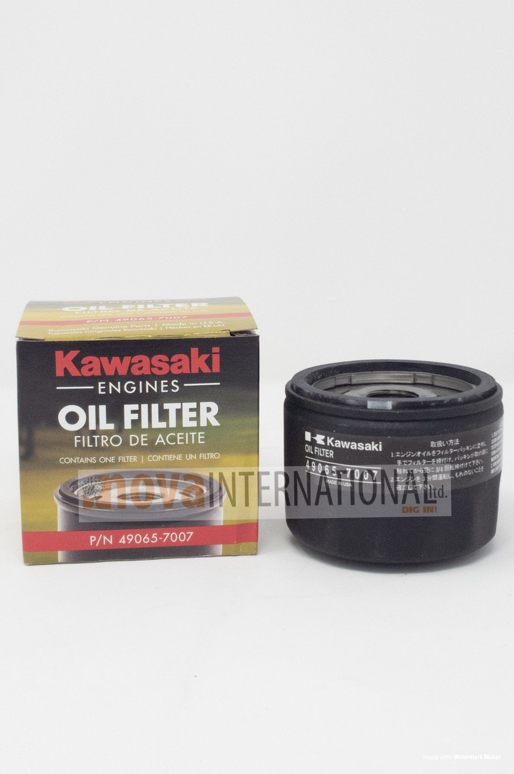 Engine Oil Filter 49065-7007