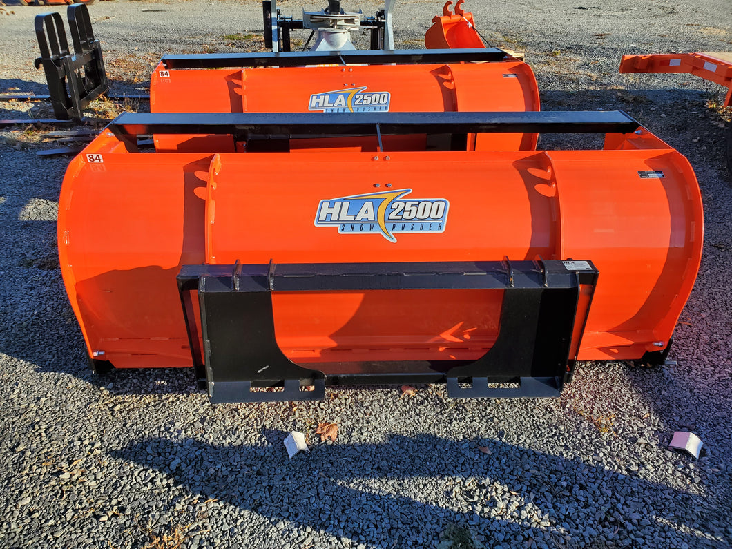 HLA SP2500-84 Snow Pusher
