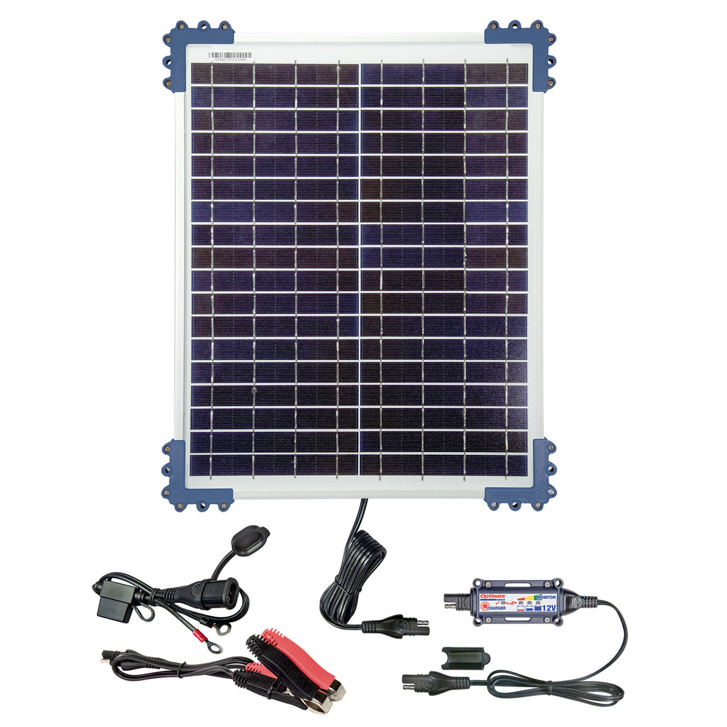 10W OptiMATE Solar Charger