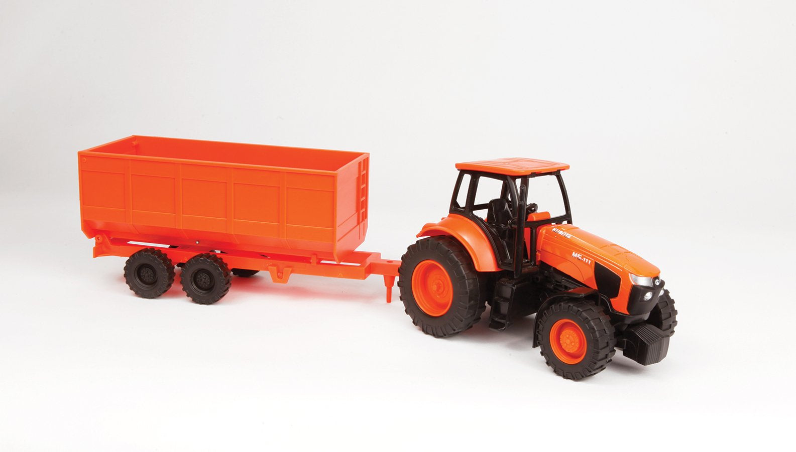 Tractor & Wagon Set