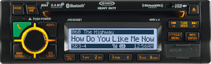 Heavy Duty AM/FM/CD/USB/WB/ Bluetooth®/iPhone®/iPod®/ SiriusXM Ready®/App Ready Radio