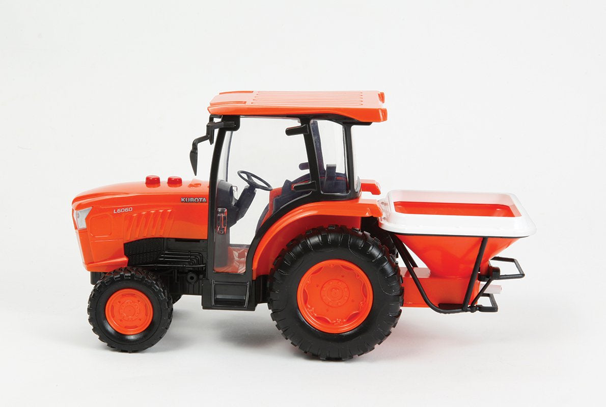 L6060 Farm Tractor with Spreader