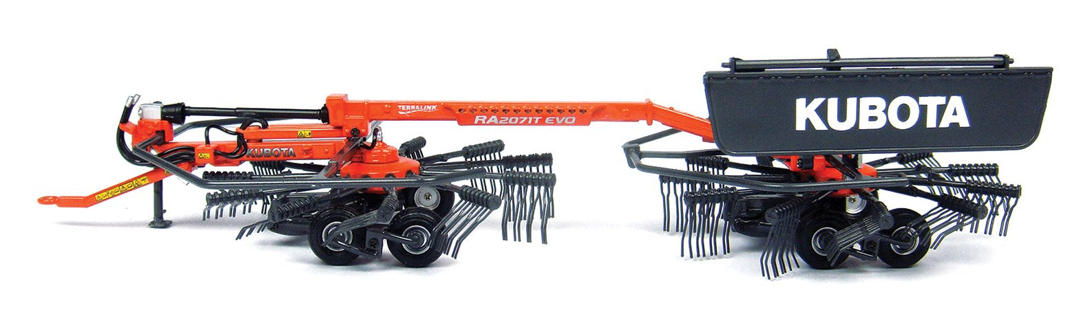 RA2071S Twin Rotary Rake-Collectible