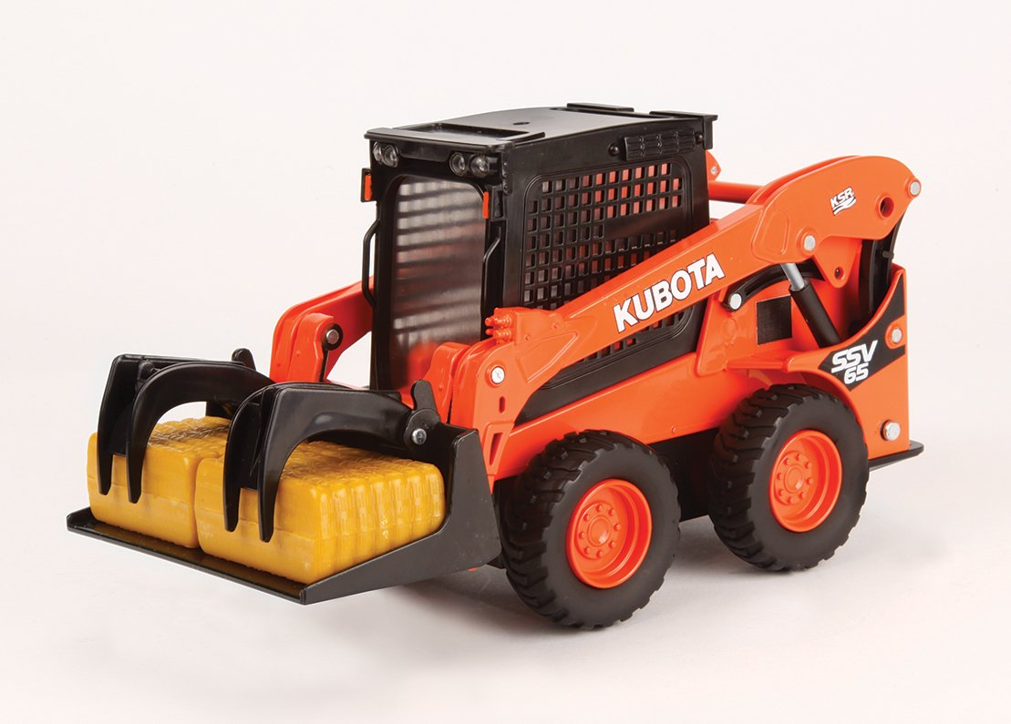 SSV65 Skid Steer with Loader & Attachments