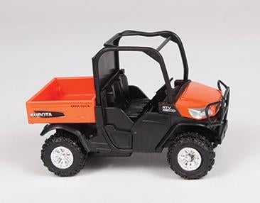 RTV-X1120D & RTV-1140CPX Pull-Back Utility Vehicles