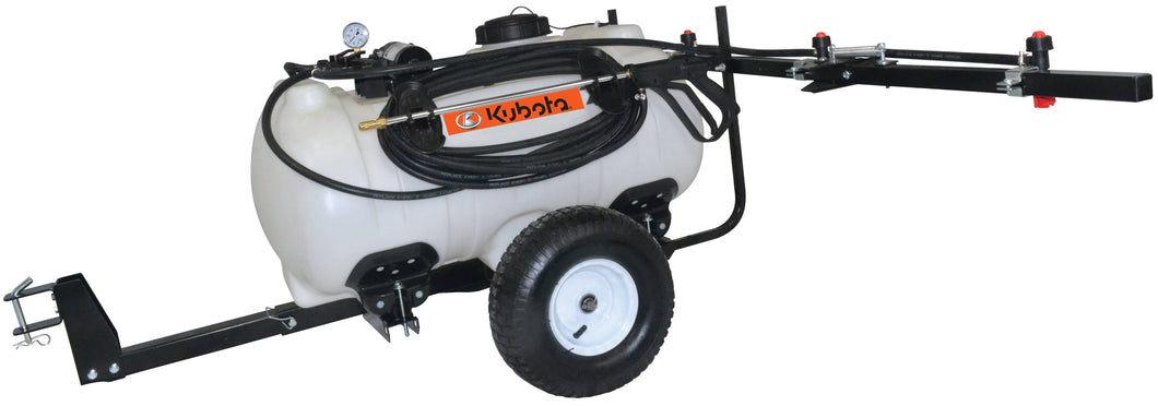 40 Gallon Trailer Sprayer
