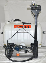 60 Gallon 3-Point Sprayer